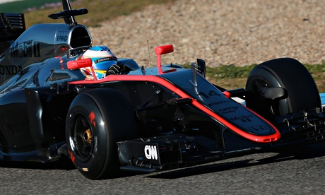 Formula One 2015 under way as drivers hit the test track at Jerez