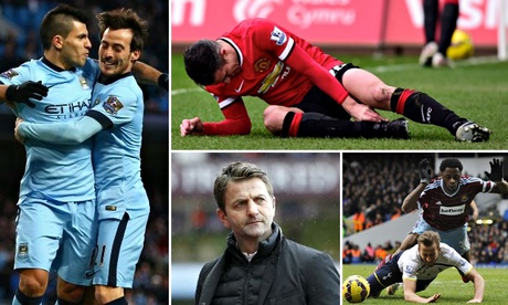 Premier League: 10 talking points from the weekend action | Guardian writers