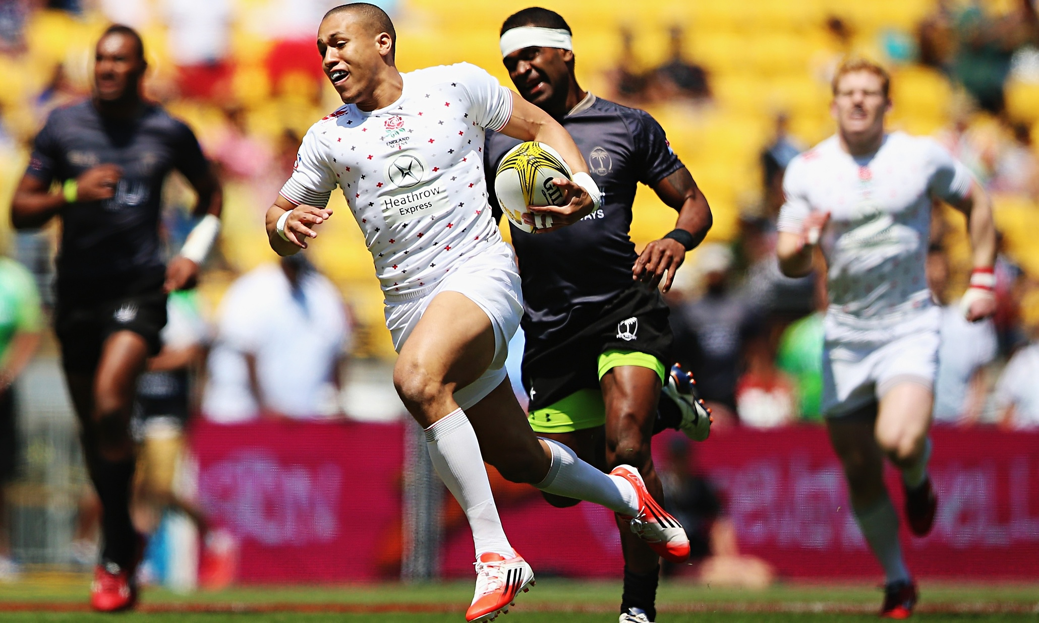 Watson England Sevens Swoop For England Sevens