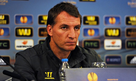Brendan Rodgers says Turkey trip favours Manchester City at Anfield