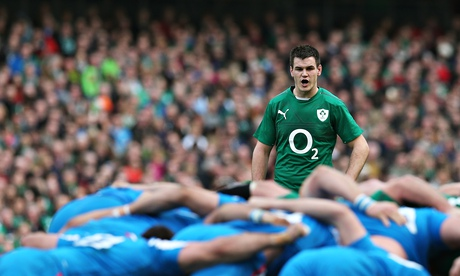Two halves of Jonathan Sexton make perfect match for Ireland's needs