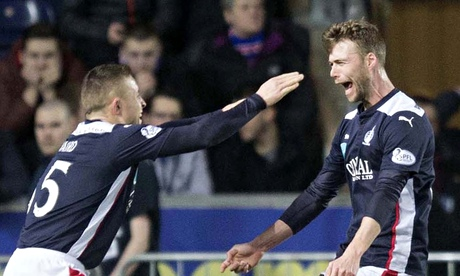 Falkirk 1-1 Rangers   Scottish Championship match report