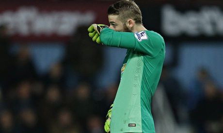 Manchester United in negotiations with David De Gea over new contract