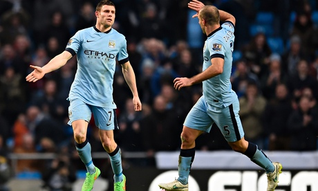 Pablo Zabaleta urges James Milner to sign new Manchester City contract