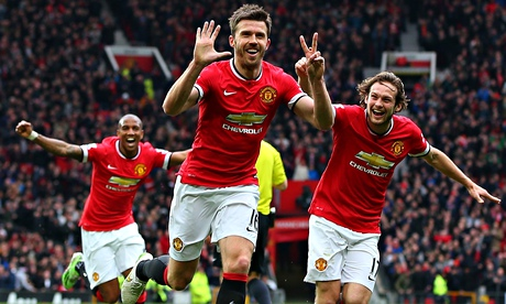 Michael Carrick: Manchester United can pip champions City to second