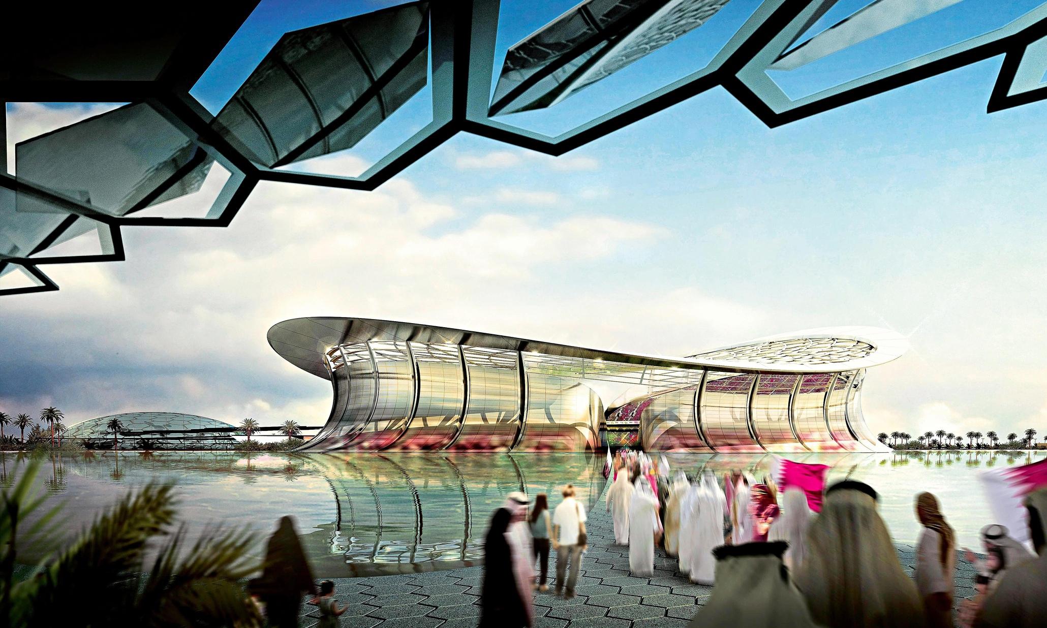 Qatar 2022 for Architectural design company in qatar