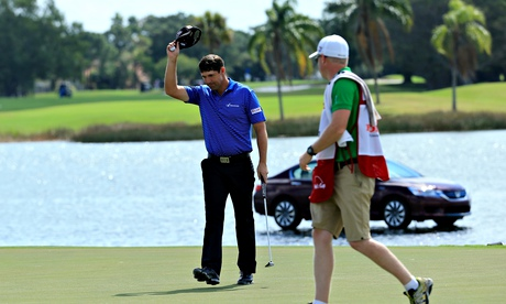 Padraig Harrington ends long wait for PGA Tour title with win at Honda Classic