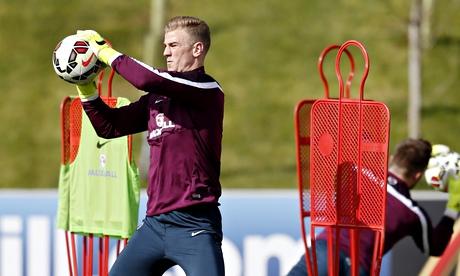England's Joe Hart shelves Messi heroics as Lithuania's unknown quantities await