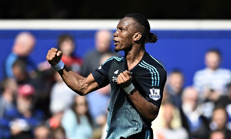 Didier Drogba will play on next season but could turn back on Chelsea