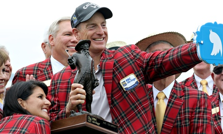 Jim Furyk ends PGA Tour victory wait with RBC Heritage play-off win