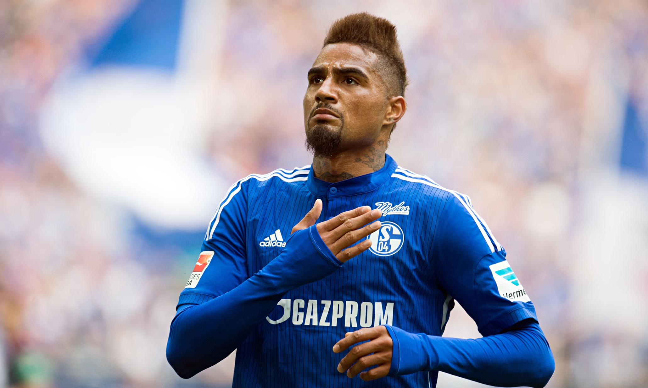 Schalke Indefinitely Suspend Kevin Prince Boateng And