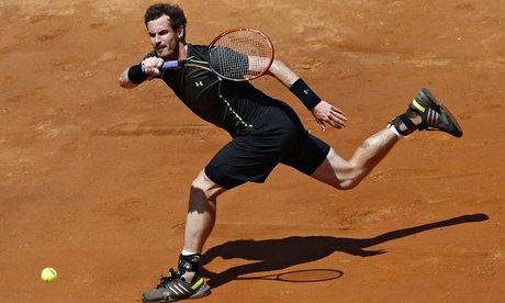 Andy Murray drawn against qualifier in first round of French Open