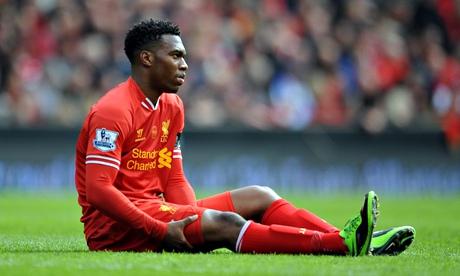 Injury-cursed Liverpool striker Daniel Sturridge has hip surgery