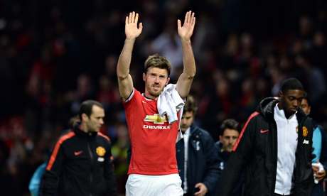 Manchester United's Michael Carrick to miss last three games of the season