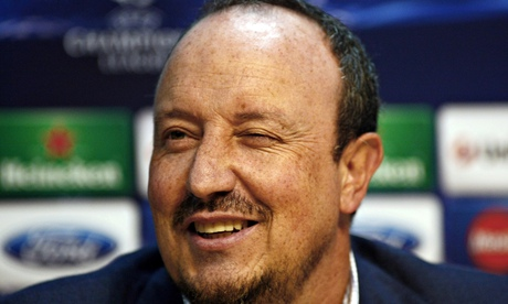Rafael Benítez to be unveiled as Real Madrid's new coach on Wednesday