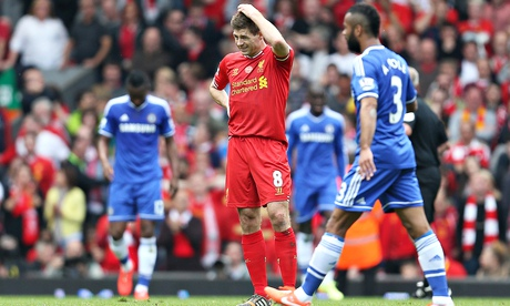 Steven Gerrard still haunted by slip after leaving Liverpool without winning title