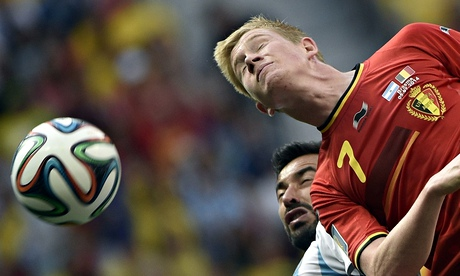 Football transfer rumours: Manchester City to swoop for Kevin De Bruyne?