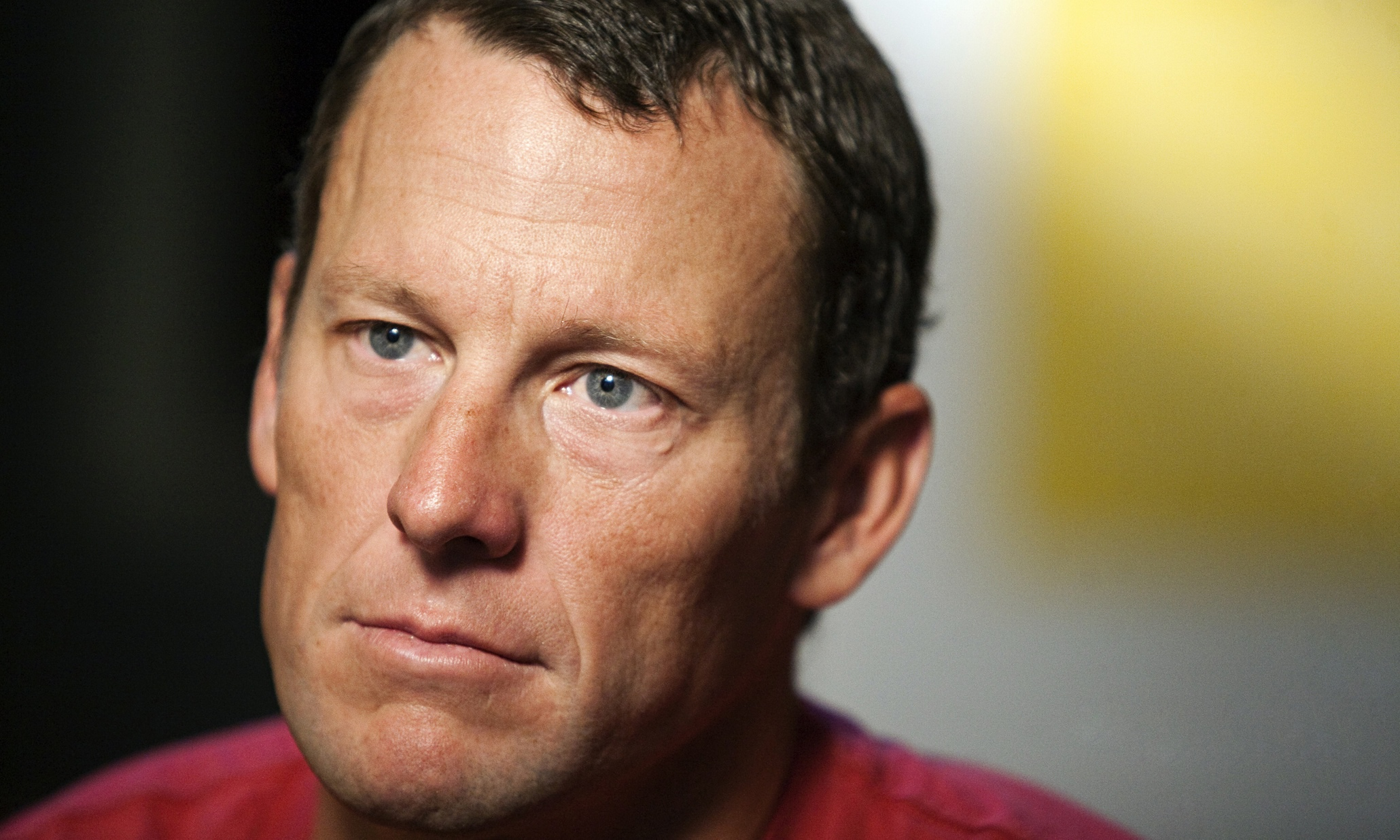 Lance Armstrong Admits He Is To Blame For Questioning Of
