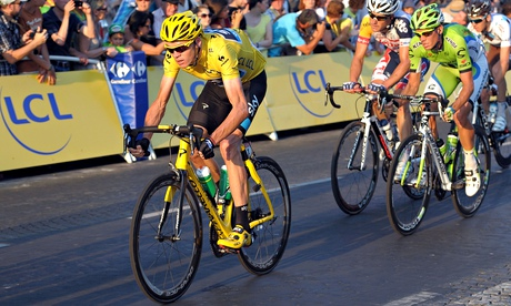 Team Sky data shows Chris Froome Tour climb was exceptional but normal