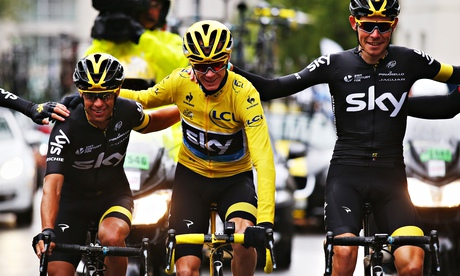 Tour de France: five reasons why Chris Froome was unstoppable