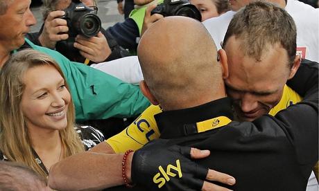 Dave Brailsford wants successive Tour de France wins for Chris Froome