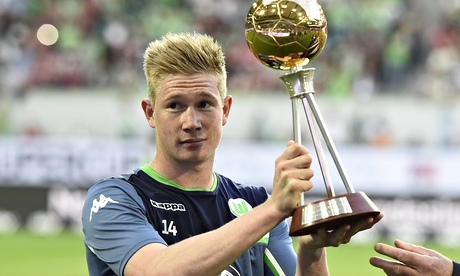 Wolfsburg's Kevin De Bruyne will not force through move to Manchester City
