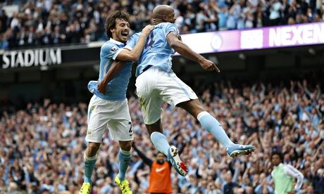 Manchester City's David Silva exposes Chelsea's defensive naivety | Michael Cox