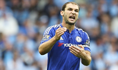 Branislav Ivanovic not worried by table but admits Chelsea must improve