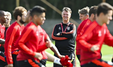 Manchester United not looking for new striker in this transfer window