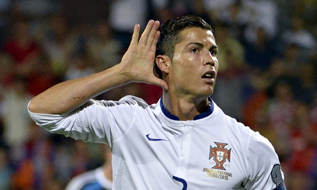 'I don't care about Fifa': Cristiano Ronaldo storms out of interview