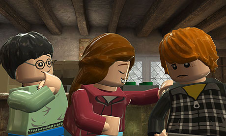 Lego Harry Potter: Years 5-7 – review | Technology | guardian.co.uk