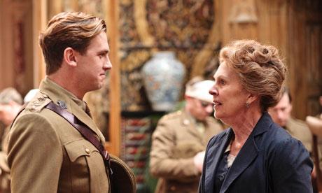 Downton Abbey Dan Stevens Penelope Wilton