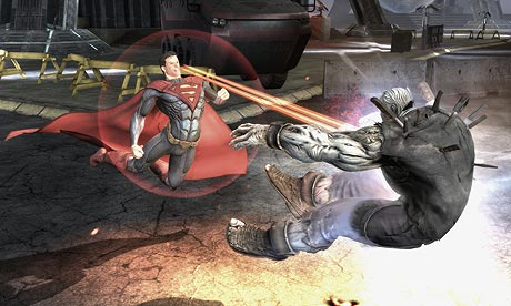 Injustice Gods Among Us 008 Injustice Gods Among USA [ PS3 ]