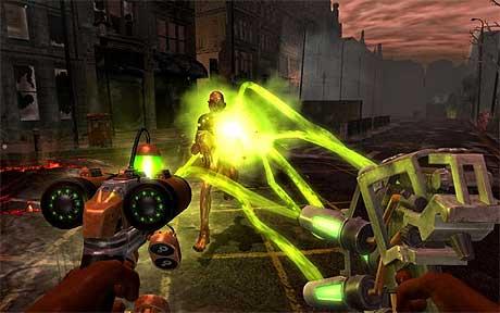 Hellgate screenshot