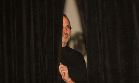 Apple CEO at MacWorld 2005