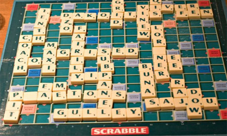 Find Scrabble Words With Certain Letters
