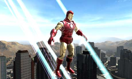 gta iron man