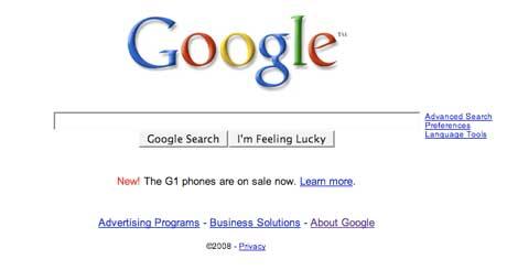 technology google warns bloggers clean