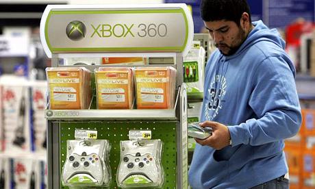 Xbox 360 buyer