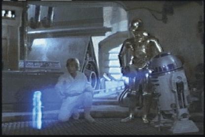 Star Wars: Help me Obi-Wan Kenobe