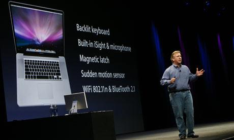 Macworld keynot: Philip Schiller