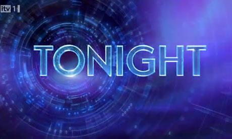 Jobs go in ITV1's Tonight revamp   Media   The Guardian  Tonight