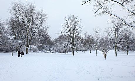 London snow 001