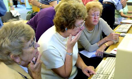 Cursos de internet para mayores