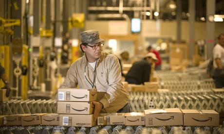 Amazon.com Nevada warehouse