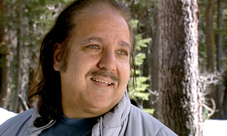 Actor Ron Jeremy … thinks violent games 'are worse than porn'