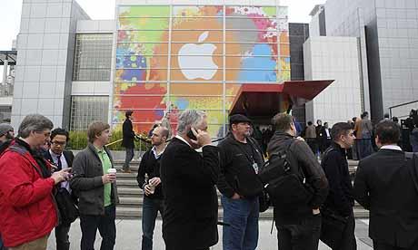 Apple press event