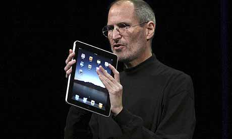 IPad il nuovo tablet della Apple