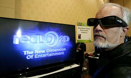 CES 3D glasses