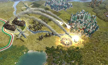 Civilization 5 trainer image